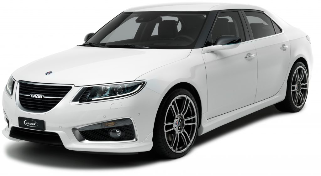 Kit Cars To Build Yourself In Usa: Hirsch Performance AG Saab
